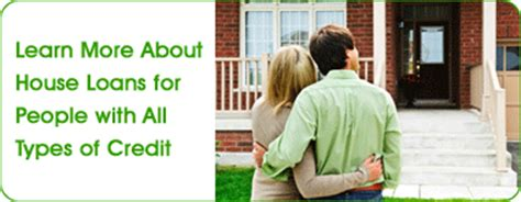 find home loans for with bad credit