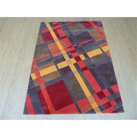 plaid rugs uk orange infinite funky plaid rug carpet runners uk