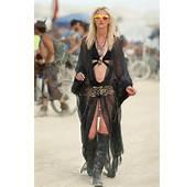 Costumes At Burning Man 2015 Carnival Of Mirrors Models BM