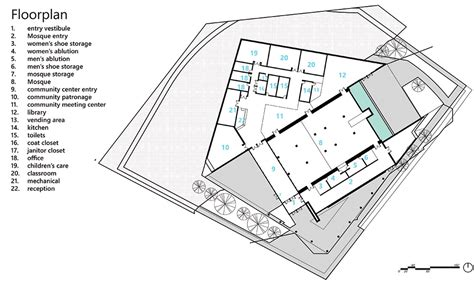 floor plan of a mosque why a mosque faith form