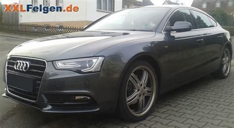 Felgen Lackieren Giessen by Audi A5 Sportback Dbv Costano 19 Zoll Hyperlack Alufelgen