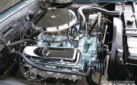 Pontiac 400 Engine Horsepower 1968 Pontiac Gto 400 Engine 1968 Free Engine Image For