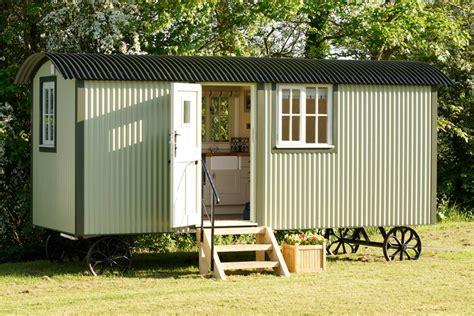 libro shepherds huts living wall bed hut by riverside shepherd huts tiny living
