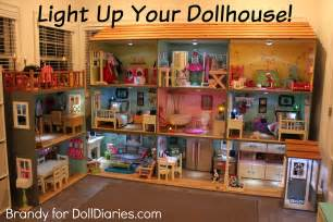 led puppenhaus beleuchtung light up your dollhouse doll diaries