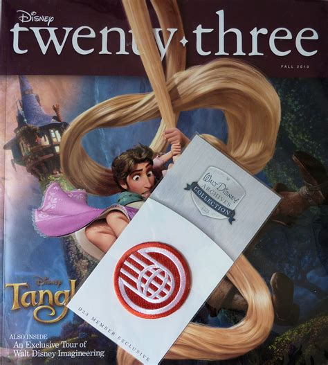 fall 2011 d23 max s disneyana book and magazine collection