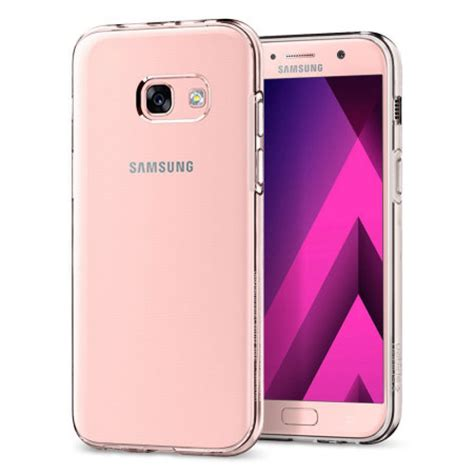 Casing Samsung A3 2017 Custom Cover spigen liquid samsung galaxy a3 2017 clear