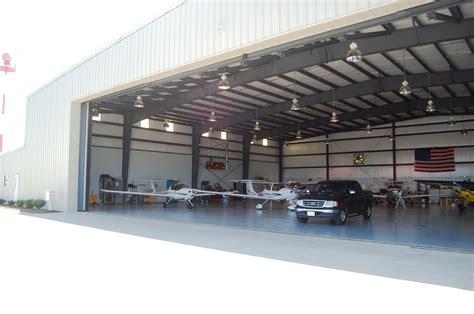 hangar a custom designed airplane hangar