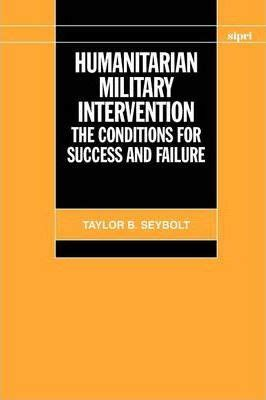 doomed interventions the failure of global responses to aids in africa books humanitarian intervention assistant professor