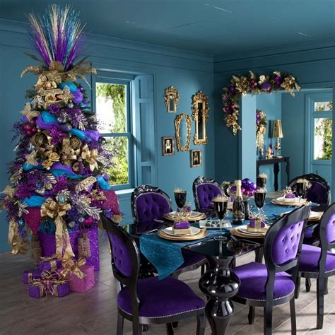 glamorous modern christmas decorations easyday