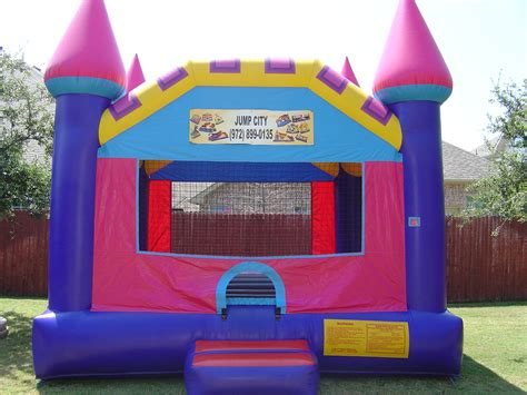 castle bounce house bounce houses in dallas tx rental of bounce houses in dallas