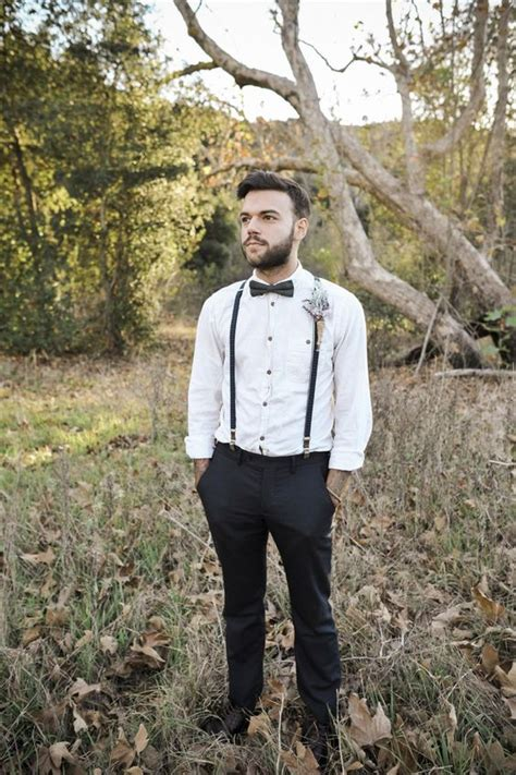 mens wedding attire with suspenders suspender style ideas for the groom mens wedding style