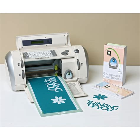 Craft Paper Cutter Machine Reviews - cricut personal electronic cutter 11085849 overstock