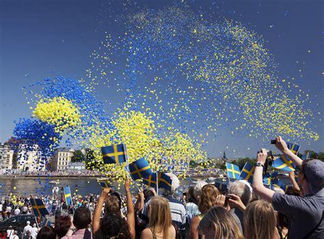 the national day of sweden sweden se