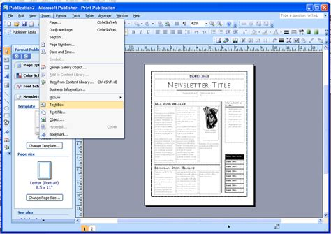 newspaper template pdf forms fillable printable samples for pdf
