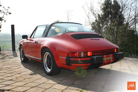 Porsche 911 Sc 1981 by 1981 Porsche 911 Sc Targa 2 Door 3 0l Classic Porsche