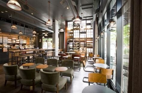 starbucks interior design coffee shop design starbucks portland inspiring retail
