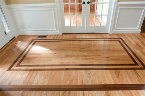 floor l ideas hardwood floor designs with minimalist border for floor