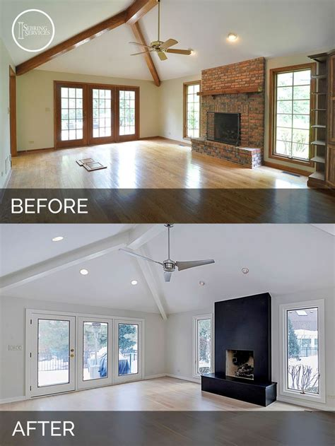 home design before and after pictures 25 best ideas about before after home on pinterest