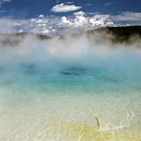 yellowstone n p excelsior geyser excelsior geyser yellowstone national park photo on sunsurfer