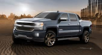 future chevy trucks 2017 chevrolet silverado high desert concept info gm
