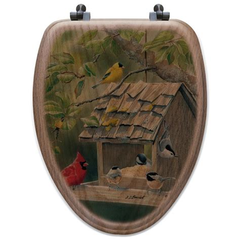 summer toilet seat covers summer feast songbird toilet seats