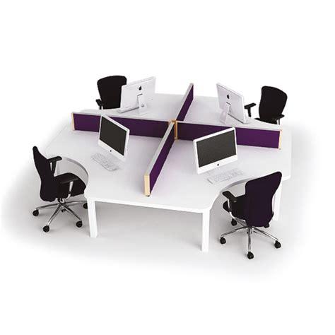 four person office desk 4 cluster desk layout office pinterest desk layout
