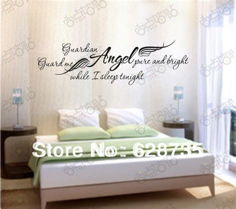 ebay wall stickers quotes ebay selling quot guardian while i sleep quot removable vinyl wall decals quotes sticker