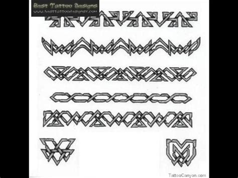 viking armband tattoo designs 25 best nordic armband designs images on