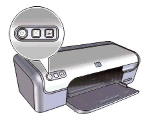 reset hp deskjet d2400 series imprimantes hp deskjet s 233 ries d2300 et d2400 voyant d
