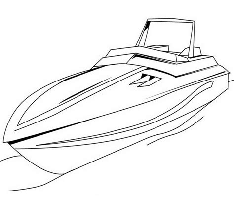 dibujo barco para colorear e imprimir dibujos de barcos para colorear pintar e imprimir gratis