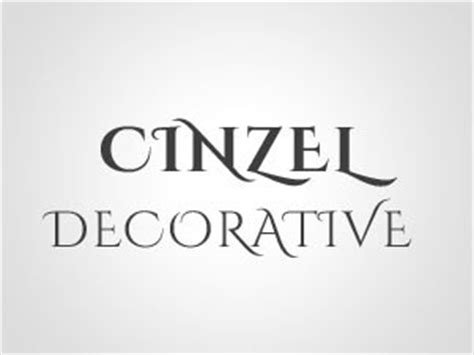 Cinzel Decorative by Colors Catalog Create A Logo With Design Logo