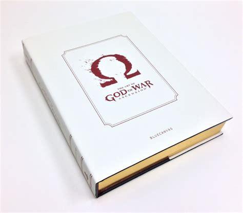 libro the art of art libro the art of god of war ascension de coleccion sk 2 500 00 en mercado libre