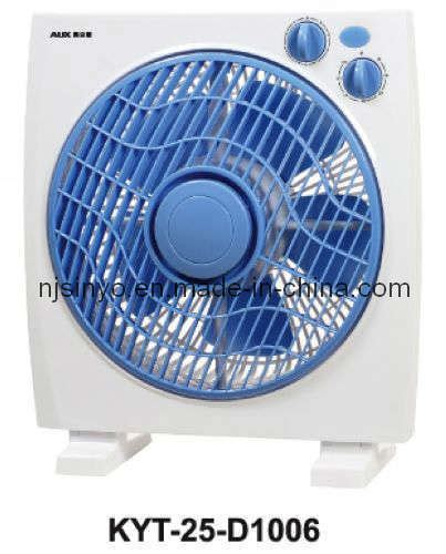 China Box Fan Electric Fan Kyt 25 D1006 China