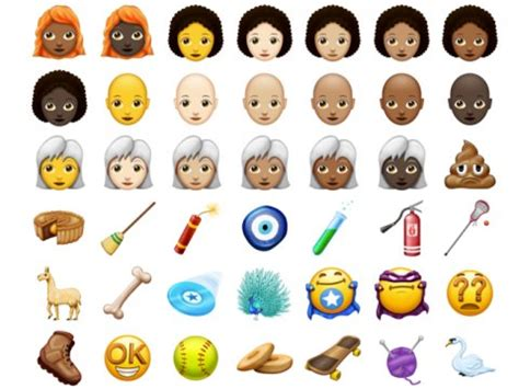 iphone new emojis new emoji possibly coming in 2018 photos business insider
