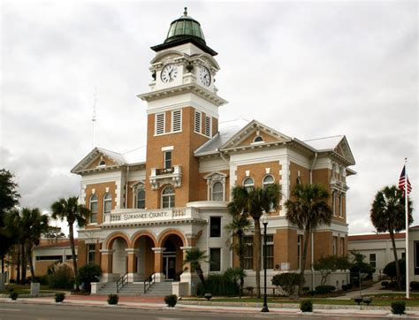 Suwannee County Clerk Of Court Search Live Oak Fl Suwannee County Courthouse Feb 06 After