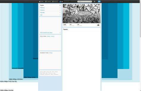 template layout twitter twitter background template by dfmurcia on deviantart
