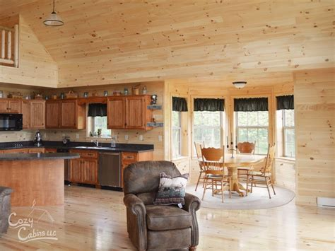 log homes interior designs murray arnott design