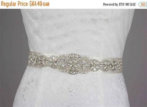 Wedding Belt Sale on sale wedding dress belt bridal belt bridal sash