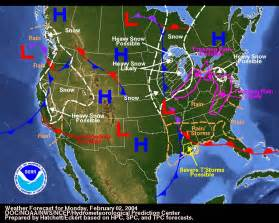 Usa Map Weather usa university map
