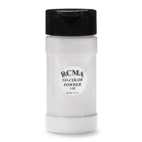 Rcma No Color Powder rollover image to zoom