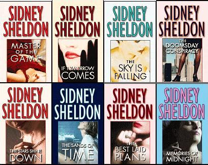 my favourite things sidney sheldon books and authors