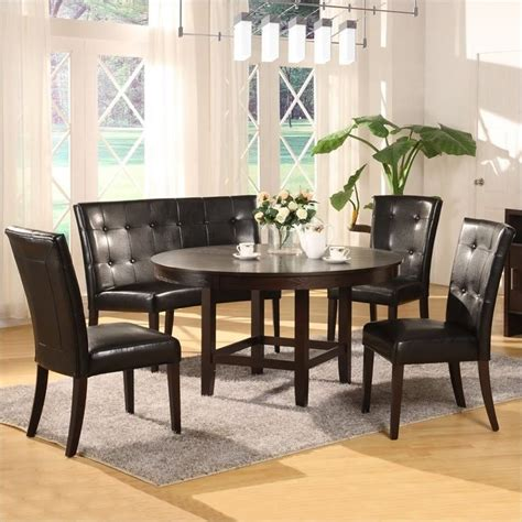 modus bossa 5 54 inch dining table set