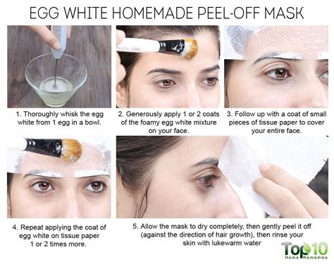 peel mask diy peel masks for glowing spotless skin top