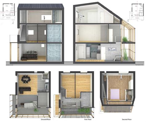 eco house feasibility study nrgstyle lifetime homes design options 1 nrgstyle
