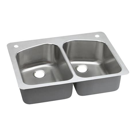 dayton stainless steel sinks elkay dpxsr233222r dayton stainless steel bowl sink