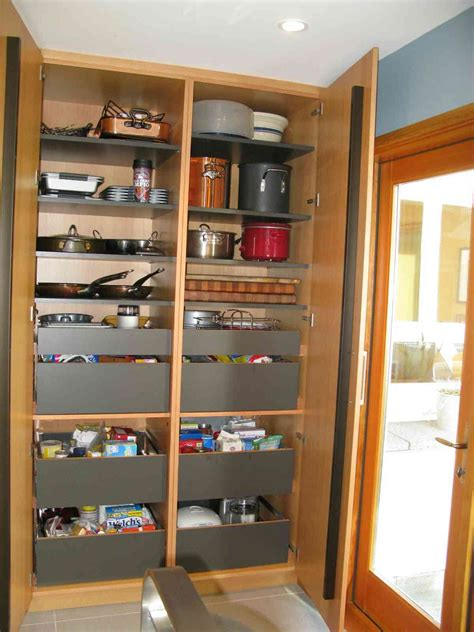 kitchen pantry cabinet sizes kitchen cool modern pantry ideas walk in pantry design