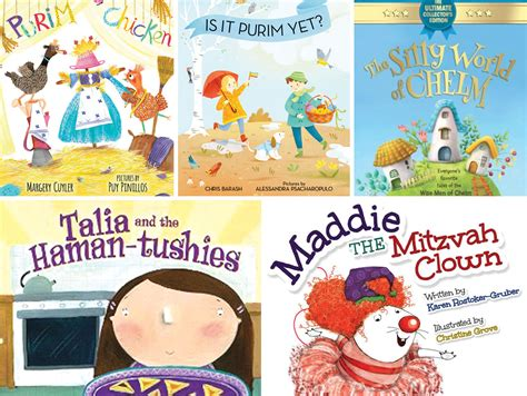 Talia And The Haman Tushies purim books for children arrive for the
