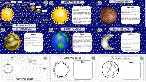 imagenes educativas del sistema solar el sistema solar en este incre 237 ble y magnifico dise 241 o