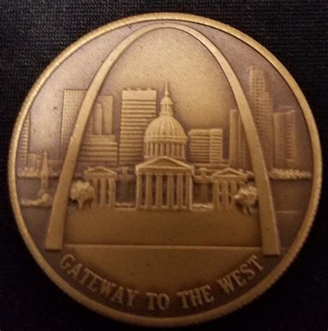 service st louis mo us parks service jefferson memorial expansion st louis mo challenge coin