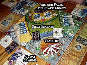 Shadows Camelot Board review of shadows camelot rpgnet rpg index